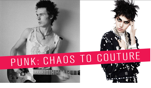 Image result for punk chaos to couture